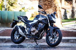 Honda- CB500